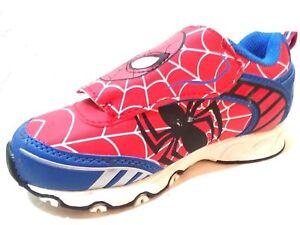 Image is loading Marvel-Spider-Man-Ultimate-Toddler-Boys-039-Athletic- 9bb0439cd