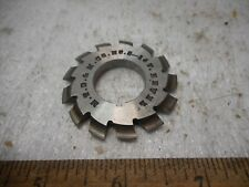 Mtdampm Co No 5 14p Bevel Involute Gear Cutters Used Ex Condition