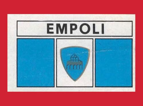RECUPERO EMPOLI SCUDETTO SERIE C CALCIATORI PANINI 1969//70