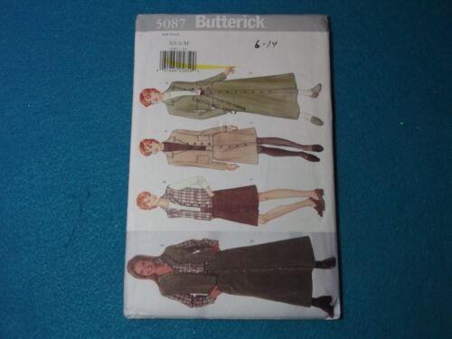 Listed ~ 5758 ~ U-PICK ~ 22 6-14 AA Butterick ~ All Patterns are Size XS-S-M