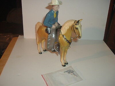 1950s Western Champ 800 Series Hartland Staue and Horse