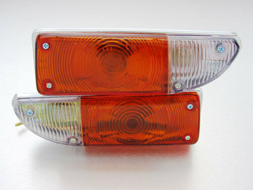 TOYOTA COROLLA KE20 KE25 KE26 TE27 front bumper parking /& turn signal light NEW