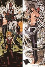 HOT Japanese Anime DEATH NOTE Otaku Dakimakura Hugging Pillow Cover Pillow Case