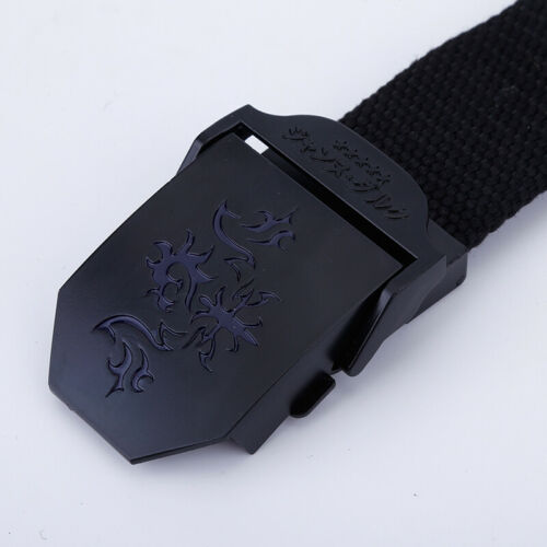 Fate//Grand Order Jeanne d/'Arc Alter Scathach Canvas Belt Holiday Gift Cosplay