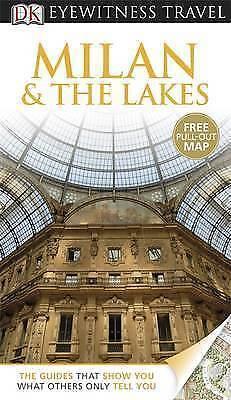 Milan & the Lakes. (DK Eyewitness Travel Guide) by Birmingham, Brenda