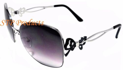 CE Women/'s Fashion Metal Frame Sunglasses with Fancy Temple 100/% UV Protection