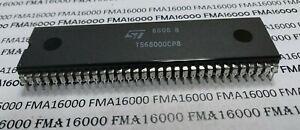 TS68000CP8  DIP64  ORIGINAL THOMSON TS68000-CP8 68000CP8 TS68000C-P8 TS68000