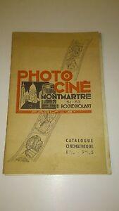 Photo-Cine-Montmartre-Catalogue-Cinematheque-supplement