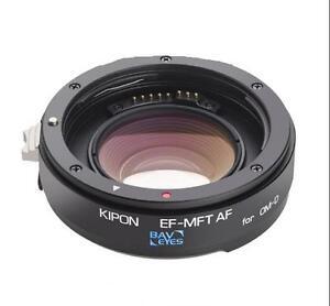 KIPON-Baveyes-Autofocus-0-7x-Adapter-for-Canon-EOS-EF-Lens-to-Micro-4-3-MFT-OM-D