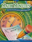 Eight-Grade Math Minutes: One Hundred Minutes to Better Basic Skills by Doug Stoffel (Paperback / softback, 2007)