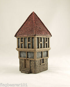 Details about THE KEEP CONFLIX EM6812 28mm Fantasy / Medieval Wargames  Scenery Painted Resin