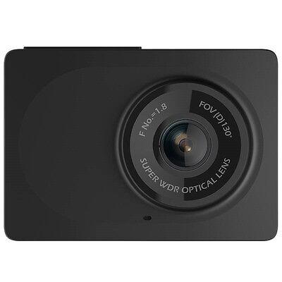 "Original Black Xiaomi Yi 2.7"" Screen HD 1080P WIFI Car Dashcam Cam Camera DVR"
