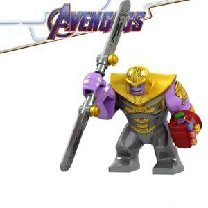Marvel-Avengers-Endgame-Super-Heroes-Thanos-Figures-Building-Blocks-Toys-Lego