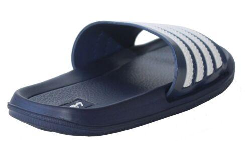 Kids Youth Slip On Summer Beach Pool Sliders Children/'s Infants Flip Flops Mules
