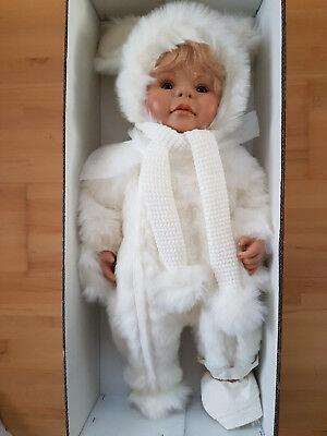 Art Dolls-ooak Trend Mark Schildkröt Künstlerpuppe 68 Cm Lara Leman Puppe Sammlerpuppe To Have Both The Quality Of Tenacity And Hardness Dolls