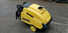 Used Karcher Hds 4020 Em Ea 1phdiesel 4gpm2000psi Hot Water Pressure Washer