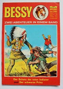 Bessy Western cómic doble banda nº 8 - 2 aventuras-siguen Verlag