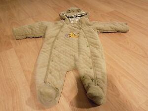 6eb61696a Infant Size 6-9 Months Disney Baby Winnie the Pooh Tigger & Roo Snow ...