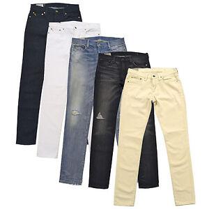 A imagem está carregando Polo-Ralph-Lauren-Feminino-Jeans-Skinny-Fit-calcas- bedb02bc127