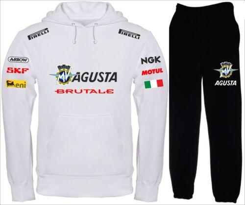 Agusta Hoodie Felpa shirt Bmw Pant Brutale Tuta Ducati Maglietta Maglia T Ktm Mw f8qdFpxwZp