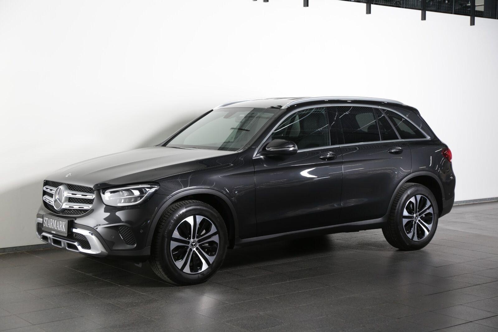 Mercedes-Benz GLC220 d 2,0 aut. 4-M