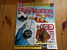 Official UK PlayStation Magazine - Issue 19 + PS1 Demo Disc - ISS Pro, Exhumed