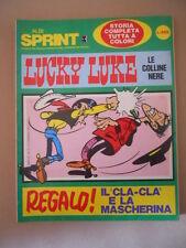 ALBI SPRINT n°2 1971 Lucky Luke e i Dalton [P47] Buono
