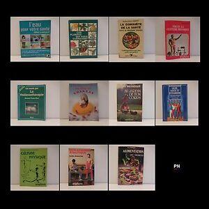 Livres santé bien-être sport culture physique ARTBOOK by PN