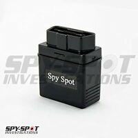 Spy Spot Obd 2 Real Time Vehicle Gps Tracker