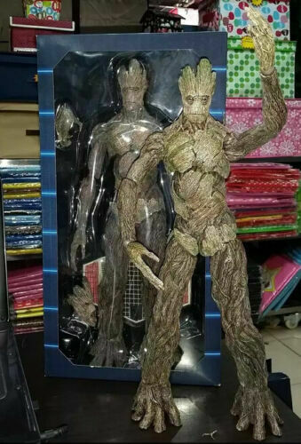 Hot Juguetes Groot Guardians of the Galaxy Groot 1 6 Escala De Pvc 38cm 15