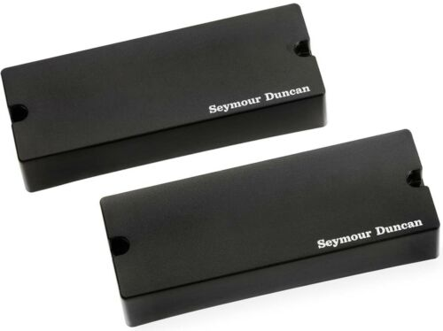 NEW Seymour Duncan SSB-5s Passive Soapbar 5-String Bass Neck//Bridge Pickup Set