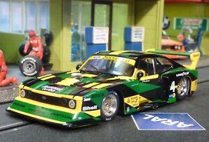 Sideways-FORD-CAPRI-Zakspeed-ZOLDER-1-32-auch-fuer-Carrera-Evolution-SW60