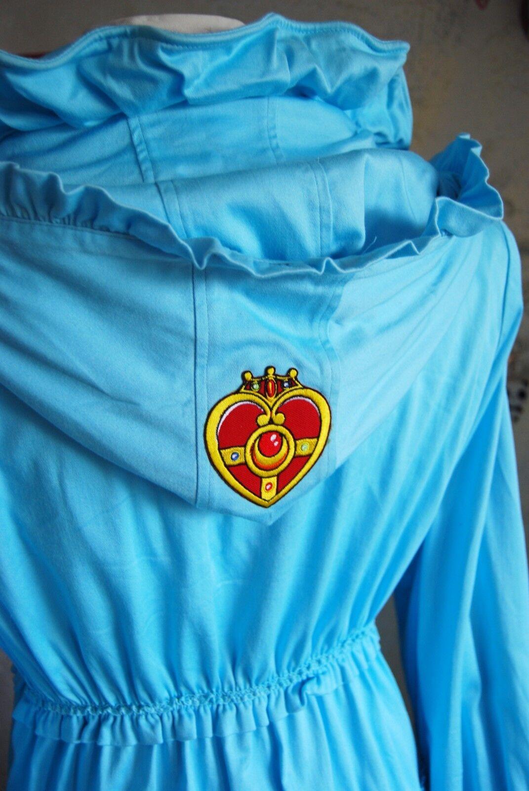 Spicy Vanilla Sailor Moon cosmic heart bluee princess coat L  14