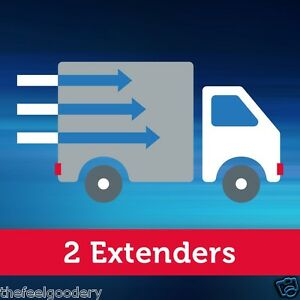 Shipping: 2 Extenders