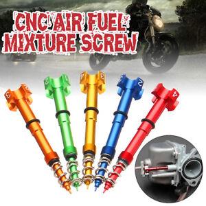 CNC-Air-Fuel-Mixture-Screw-Adjuster-For-Mikuni-VM26-30MM-Carb-Carburetor-HONDA