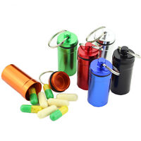 2pcs Portable Outdoor Bottle Kits Keychain Hanging Hook Bottle Accessories Toys