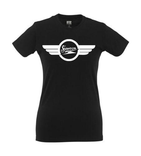 Simson Girlie Shirt