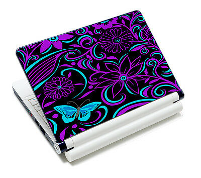 Purple 15.6 Universal Laptop Skin Cover Sticker Decal For HP Acer Dell ASUS Sony
