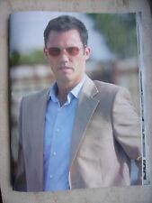Sonnenbrille-Poster Jeffrey Donovan (2008) Burn Notice, Fargo
