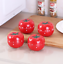 Tomato Shape Cooking Mechanical Timer Kitchen Gadgets Countdown Reminder New