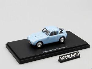Autocult-1-43-Bizzarini-Machinetta-500-light-blue-Italia-1952-L-E-333-pcs
