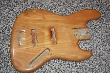 1975 1976 1977 Fender Jazz bass body natural original heavy ash