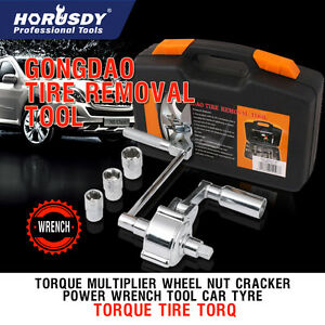 Image Is Loading Torque Multiplier Wrench Lug Nut Remover 1 2