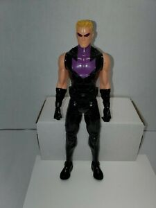 2014-Avengers-Marvel-039-s-Titan-Hero-Series-Hawkeye-12-034-Action-Figure-Loose