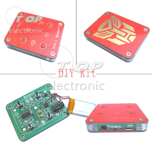 76-108MHZ FM Stereo Radio Kit Radio Production Electronic DIY Kit