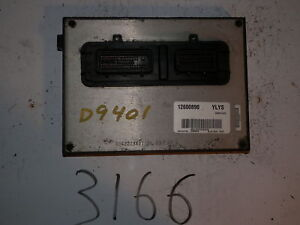 2005-2006-05-06-SATURN-ION-2-2L-COMPUTER-BRAIN-ENGINE-CONTROL-ECU-ECM-MODULE