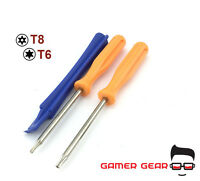 XBOX One Controller Opening Screwdrivers Tool Kit Torx T8 T6