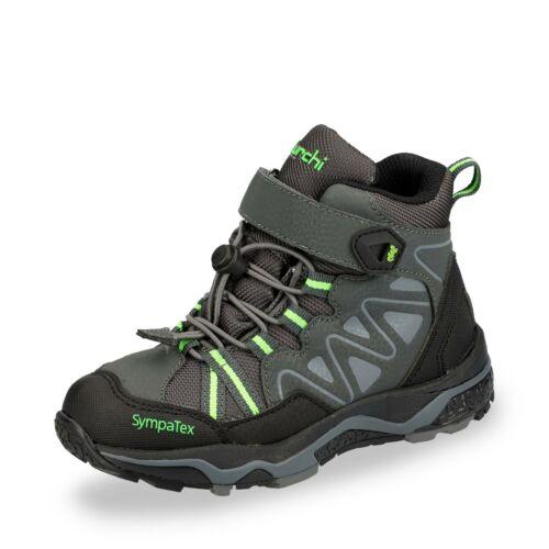 Lurchi Kinder Jungen SYMPATEX® Bootie Sportschuh Outdoorschuh Halbschuhe Schuhe