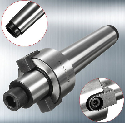 MT2-FMB22 M10 Combi Shell Mill Arbor Morse Taper Tool Holder For Milling Cutter