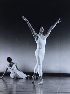 Photo Originale Argentique Danse Danseur étoile Opéra Charles Jude Gay Interest Le Plus Grand Confort